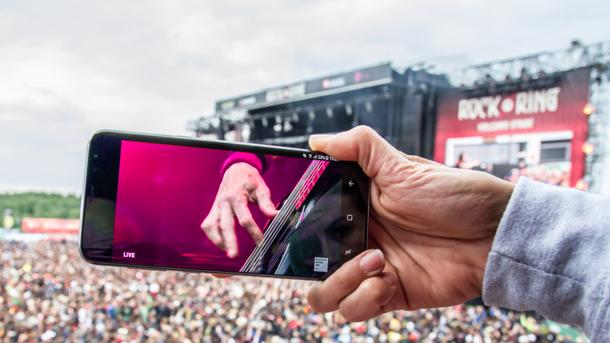 Streaming-Tipp: Rock am Ring 2018 kostenlos live gucken