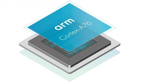 ARM Cortex-A76: ARMv8-A, 4 MByte L3-Cache, 128-Bit-Vektorerweiterung, über 3 GHz