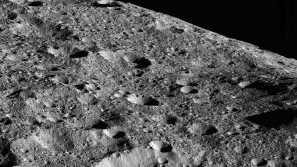 NASA-Sonde Dawn: Tiefflug zu Zwergplaneten Ceres