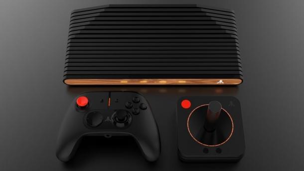 Vorverkauf der Linux-Retro-Konsole Atari VCS gestartet