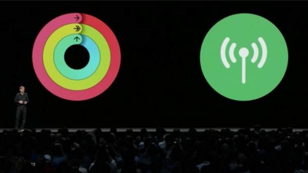 WatchOS 5 soll sich auf Fitness und Kommunikation konzentrieren