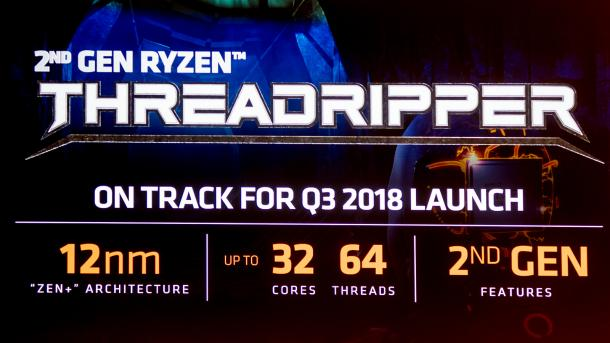 AMD Ryzen Threadripper 2 mit 32 Kernen