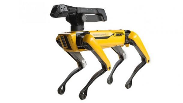 Boston Dynamics, Lehrer-Roboter und Cobots: Robotik-Trend auf der Cebit