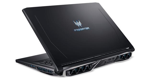 Predator Helios 500: Gaming-Notebook mit CPU und GPU von AMD