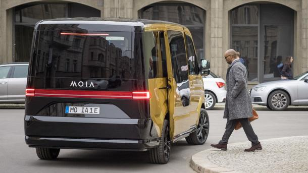 Flatrate für Mobilität? VW Shuttle-Service Moia soll neue Ära einläuten