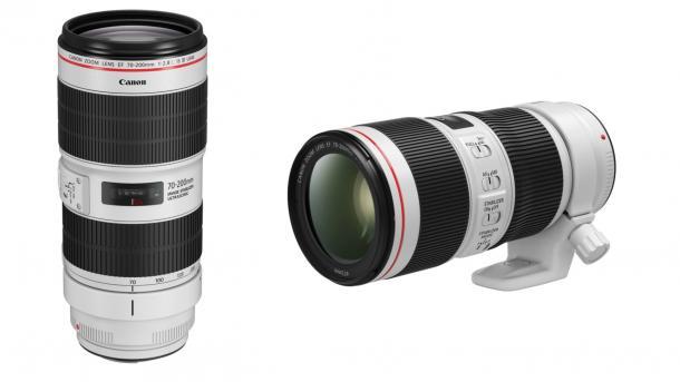 Canon: Neue Telezoom-Objektive der L-Serie