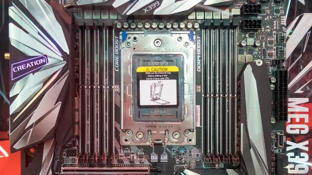Ryzen Threadripper 2: AMD bestätigt 250 Watt TDP