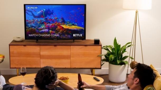 Fire TV Cube: Amazon verschmilzt Fire TV und Echo