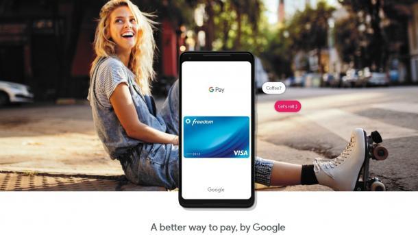 Google Pay soll noch im Juni in Deutschland starten