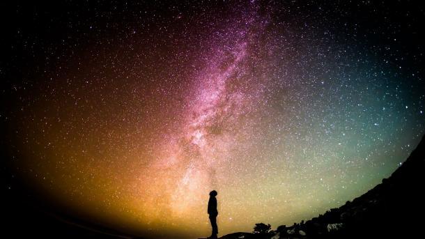 960 Milliarden Sonnenmassen - Astronomen wiegen die Milchstraße