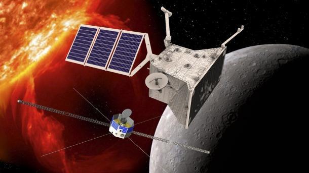 Esa fliegt im Oktober zum Merkur - Mission wird schon simuliert