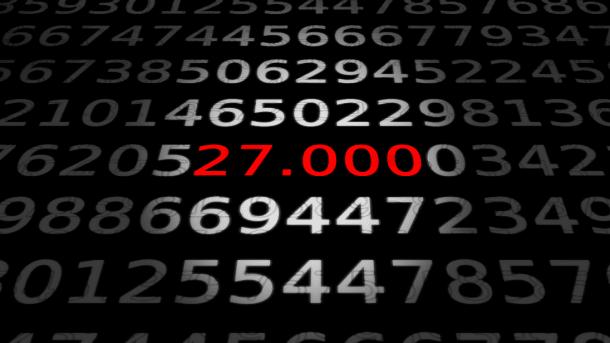 Zahlen, bitte! 27.000 US-Dollar für virtuelle Raumschiffe