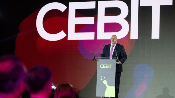Wirtschaftsminister auf Cebit: Deutschland kämpft um digitalen Spitzenplatz