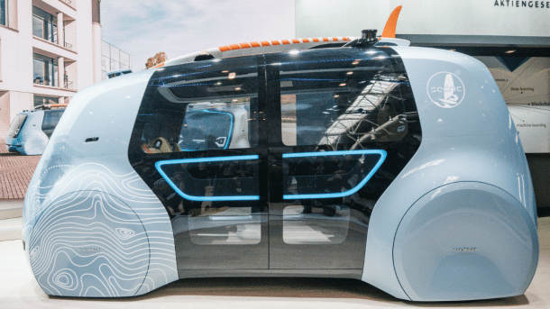 Autonomes Auto: Volkswagens Sedric für Aktive