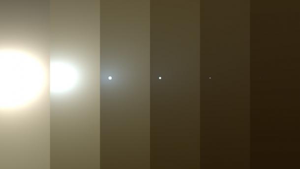 Mars-Rover Opportunity: Riesiger Sandsturm wächst, Kontakt abgebrochen