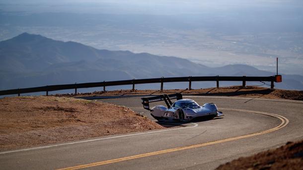 Elektro-Rennwagen I.D. R Pikes Peak: VW erläutert Antriebstechnik