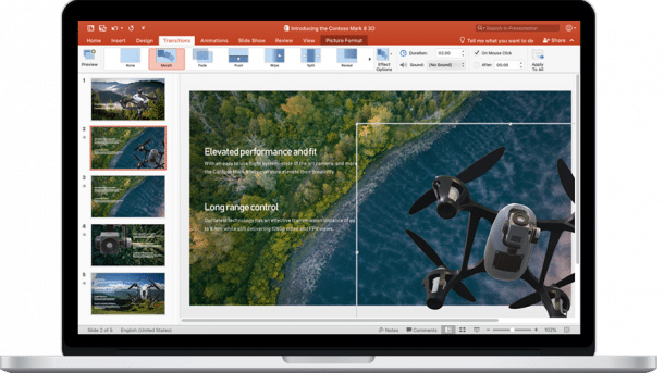 Vorschau von Office 2019 für den Mac