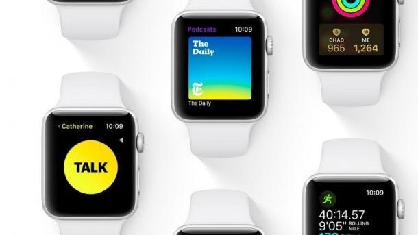 watchOS 5: Apple behebt Probleme mit Vorabversion