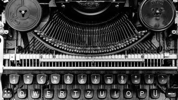 Q-W-E-R-T-Z: Die Schreibmaschine ist 150 Jahre alt - und nicht tot