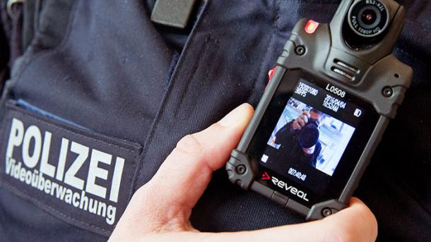 Datenschutzbeauftragte verlangt enge Regeln für Bodycams bei Polizei