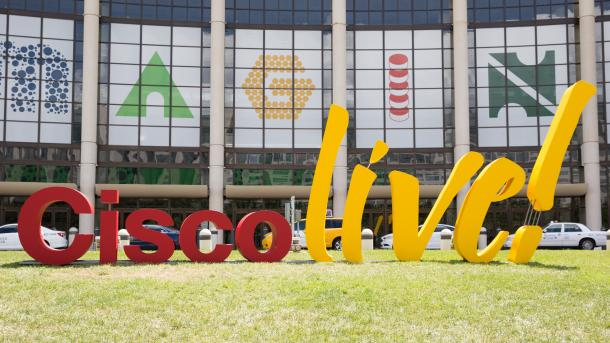 Cisco Live USA: Richtlinien statt Kommandozeile