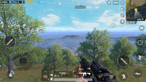 PUBG-Updates: Ego-Perspektive für Mobilversion und neue Map für PC/Xbox
