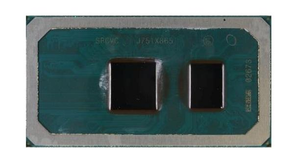 Intel Core i3-8121U aus der 10-nm-Produktion