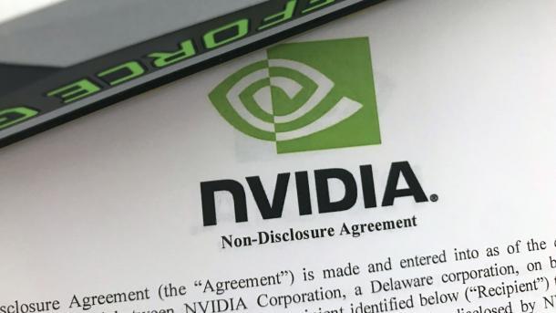 In eigener Sache: Nvidia-NDA als Maulkorb für Journalisten