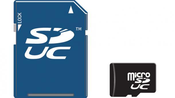 Neue Spezifikation für schnellere SD-Karten