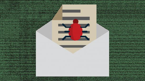 Spam-Mail-Welle: Vorsicht vor gefälschten Mails mit Rechnungen