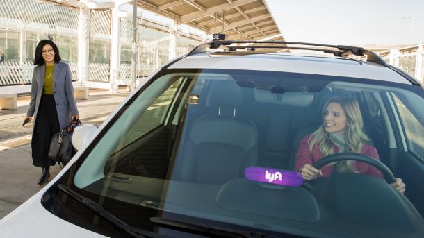 Uber-Rivale Lyft erhält Finanzspritze und soll über 15 Milliarden US-Dollar wert sein