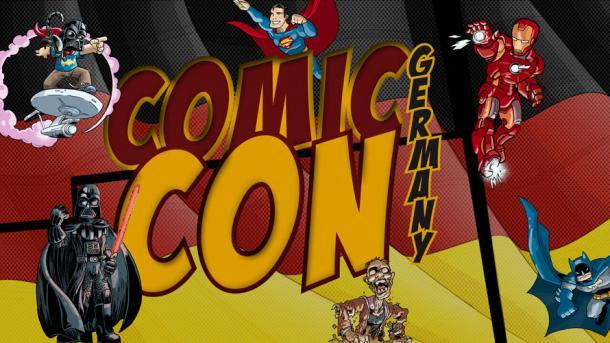 Comic Con Deutschland
