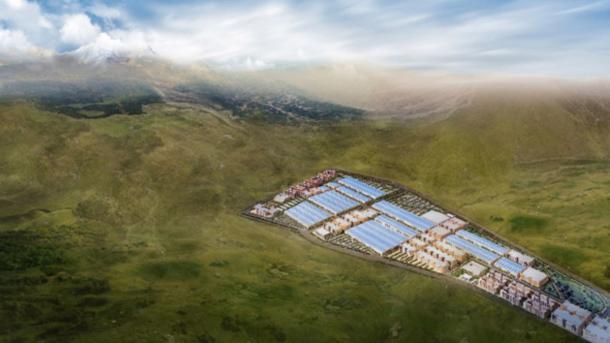 BYD plant größte Batteriefabrik der Welt