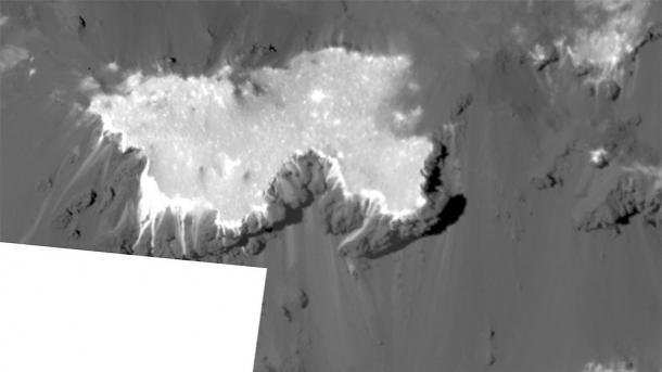 NASA-Sonde Dawn: Nahaufnahmen von Ceres und den hellen Flecken