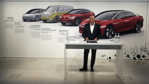 Reine E-Flotte: VW will 2019 groß beim Carsharing einsteigen
