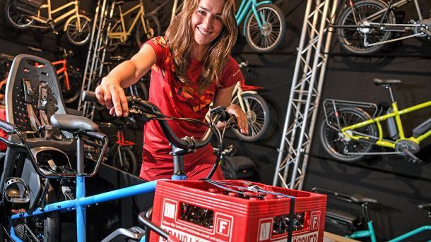 Fachmesse Eurobike vom E-Antrieb elektrifiziert