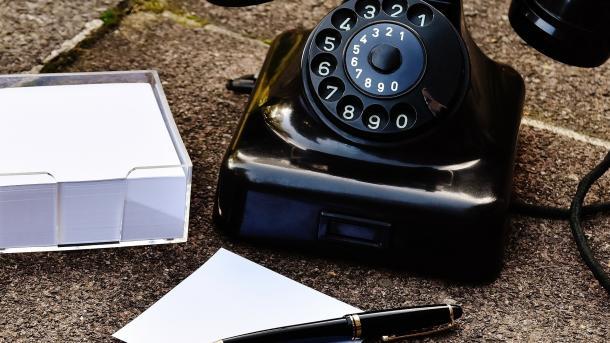 Moderne Zeiten: Die Telefonauskunft hat es schwer