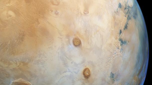 Bodenproben vom Mars: Airbus soll Rover und Raumschiff entwerfen