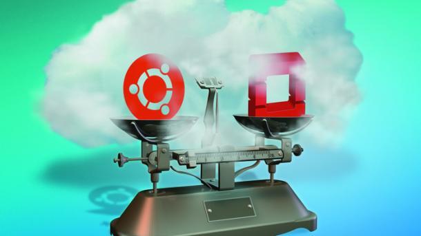 Minimal Ubuntu für die Cloud