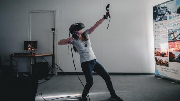 Jobmotor Games: Hoffnungen im Cologne Games Haus