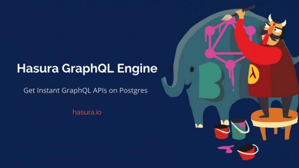 Hasura stellt eine GraphQL-Engine zur Verfügung