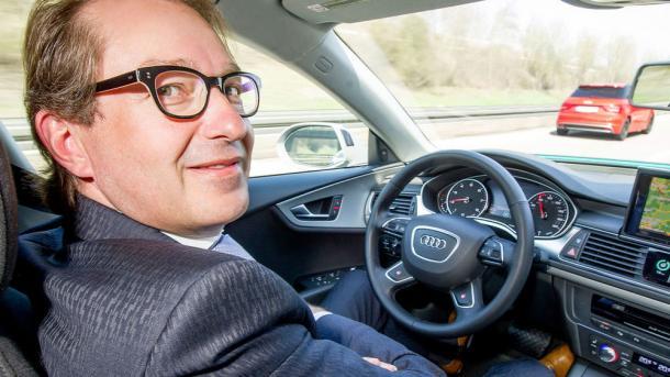 Autonomes Fahren soll grenzüberschreitend getestet werden