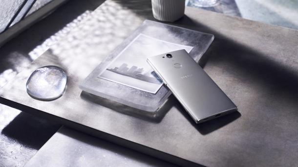 Xperias XA2 Plus: Kantige Mittelklasse im 18.9-Format