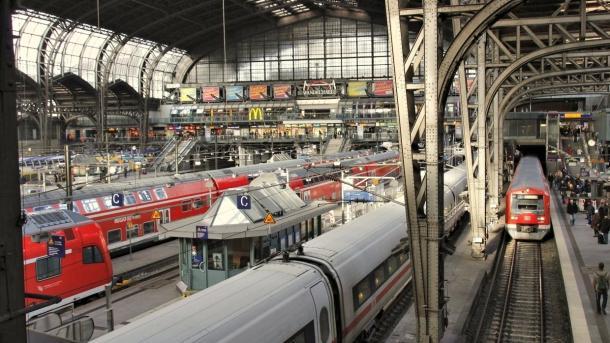 Autonome S-Bahn soll ab 2021 in Hamburg fahren