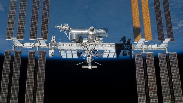 ISS, Internationale Raumstation