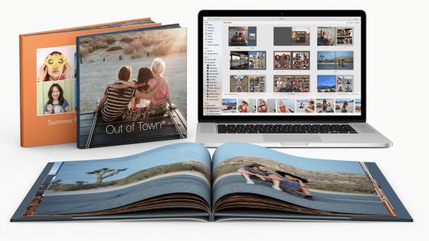 Apple Fotobücher