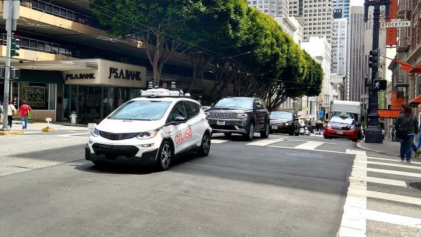 "US-Verkehrsministerin: ""Die autonome Revolution kommt!"""