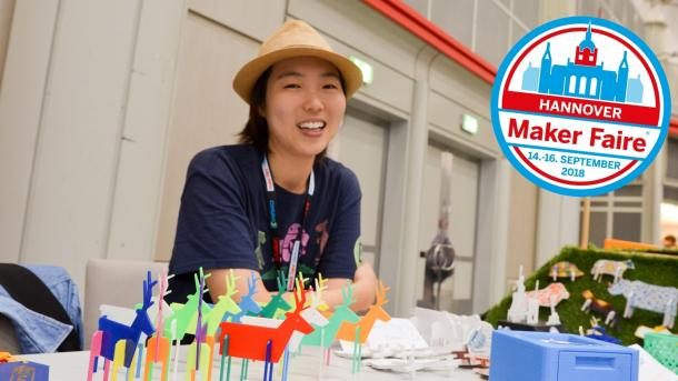 Maker Faire Hannover: Call for Makers bis Ende Juli verlängert