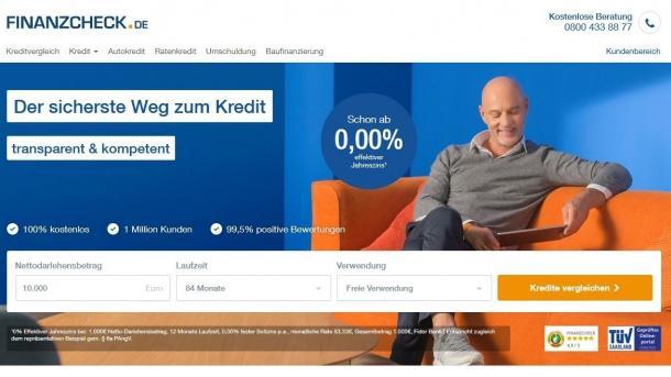 Scout24 übernimmt Finanzcheck.de