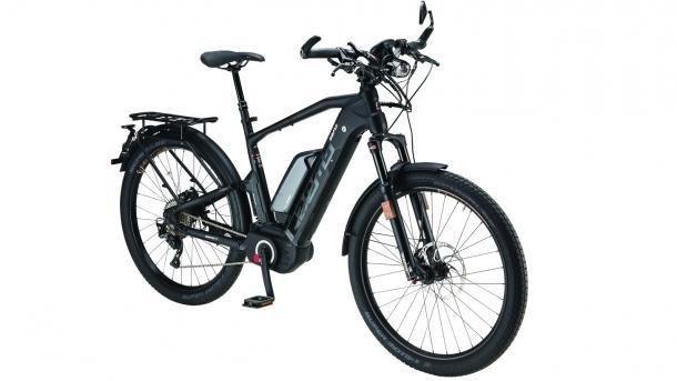 Vodafone stattet E-Bikes mit intelligentem Diebstahlsschutz aus